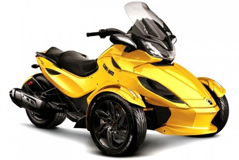 Can Am Spyder ST.307175624_std two wheel thunder tv, llc product reviews Can-Am Outlander 800 Wiring Diagram at aneh.co